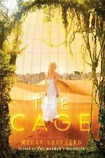The Cage by Megan Shepherd (2015, Hardcover)