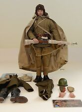 "1/6 DID WWII Battle of Stalingrad ""Enemy At The Gates"" Vasily Zaytsev"