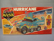 "M.A.S.K. 1986 ""HURRICANE w/ HONDO MACLEAN"" Series 2  Sealed NEW Vintage MASK"