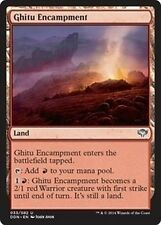 4x Accampamento Ghitu - Ghitu Encampment MTG MAGIC DD SvC Speed vs. Cunning Eng