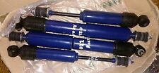 RENAULT DAUPHINE SHOCKS, GAS RIDE, FITS ALL, INSULATION KIT INCLUDED, ALSO r10
