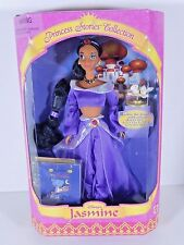 NIB DOLL 1997 DISNEY PRINCESS STORIES COLLECTION JASMINE