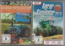 Agro simulateur 2013 + agricole simulator historique machines agricoles collection pc