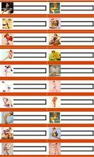 200 Titelstreifen Pinup Wurlitzer Seeburg Rockola Ami Jukebox 2nd Edition