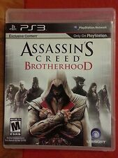 Assassin''s Creed: Brotherhood PS3 Playstation 3 (2010) LN