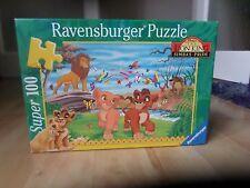 Ravensburger Disney the  Lion King Jigsaw Puzzle ( super 100 Pieces) Kiara Kovu