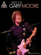 Best of Gary Moore Sheet Music Guitar Tablature Book NEW 000691092