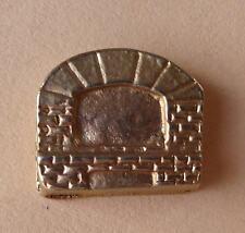 Fève en métal doré des années 90 - La Boulangerie - Le Four du Boulanger