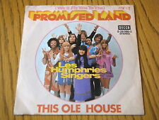 "THE LES HUMPHRIES SINGERS - PROMISED LAND  7"" VINYL PS"
