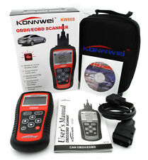 Car Scanner EOBD/OBD2/OBDII Diagnostic Live Data Code Reader Check Engine Scaner