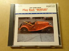 CD / PLAY BACK BEATLES: LOVE SOUND BREAK - NORDISLE BOIS - SOUND STREAM (JAPAN)