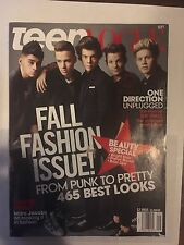 TEEN VOGUE magazine SEPTEMBER 2013 ONE DIRECTION MARC JACOBS
