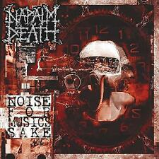 "Napalm Death ""Noise For Music's Sake"" 2CD - NEW!"