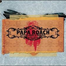 Getting Away With Murder [Enhanced CD] [Edited] Papa Roach MUSIC CD