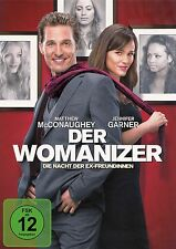 "DER WOMANIZER, DIE NACHT DER EX-FREUNDINNEN (""GHOSTS OF GIRLFRIENDS PAST"") / DVD"
