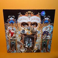 "1991 EPIC SONY MUSIC MICHAEL JACKSON - DANGEROUS 12"" DOUBLE LP ALBUM VINYL RARE"