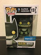 Funko POP! Killer Croc Imposter Batman #151 Black Friday Walmart Exclusive