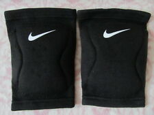 Nike Strike Volleyball DRI-FIT Knee Pads One Pair Adult Black Small - New