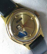 Bolero Iraq Saddam Hussein Manual Winding Gold Plated Women's Swiss Watch Iran