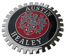 Austin Healey car grille badge emblem
