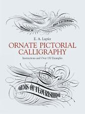 Lettering, Calligraphy, Typography: Ornate Pictorial Calligraphy :...