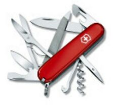 "VICTORINOX SWISS ARMY ""MOUNTAINEER"" POCKET KNIFE TOOL BOY SCOUT SURVIVAL TSA"