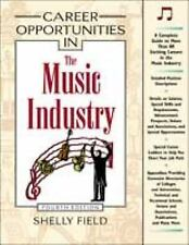 In the Music Industry (Career Opportunities) by Field, Shelly
