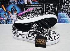 Vans Era Star Wars Dark Side Storm Trooper Camo Men's Size 8.5