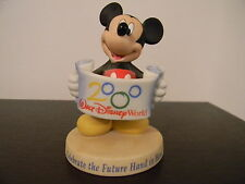 "Mickey ""Celebrate The Future Hand In Hand"" World Disney World 2000 FREE SHIPPING"