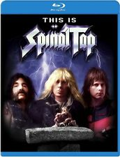 THIS IS SPINAL TAP New Sealed Blu-ray
