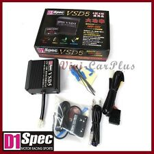 D1 SPEC New Version VSD 5th Power Ignition Amplifier System Booster Controller