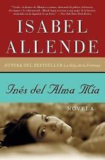 Inés del Alma Mía: Novela (Spanish Edition), Isabel Allende, Good Book