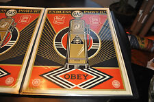 Endless Power - Shepard Fairey - Obey Giant - Signed and Numbered - Rare -