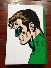 The Green Lantern Green Arrow 2000 hardcover slipcase collection signed