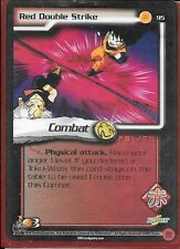 Dragonball Z TCG *Gratis Schutzhülle* | Red double strike #95 | 2002