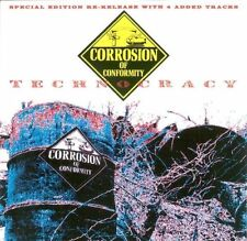 CORROSION OF CONFORMITY - Technocracy - CD - Thrash Metal