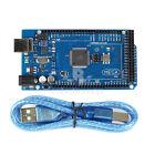 New Mega2560 R3 ATmega2560-16AU ATMEGA16U2 Board + Free USB Cable for Arduino R3