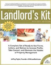 The Landlord's Kit, Revised Edition: A Complete Set of Ready to use Forms, Lette