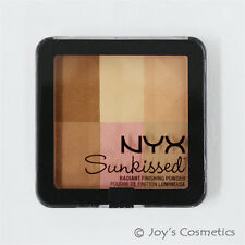 "1 NYX Radiant Finishing Powder Blush "" RFP 02 - Sunkissed ""    *Joy's cosmetics*"