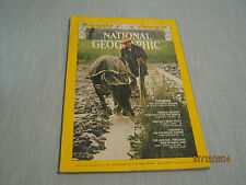 NATIONAL GEOGRAPHIC January 1969 TAIWAN Remote Sensing OREGON Lanzarote QUETZAL