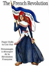 French Revolution Paper Dolls (English and French Edition), Conkle, Nancy, Day,