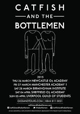 CATFISH AND THE BOTTLEMEN POSTER A3 SIZE 297X420MM - BUY2GET1FREE (1)