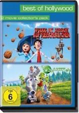 Wolkig mit Aussicht auf Fleischbällchen / Planet 51 - 2 DVD -- NEU