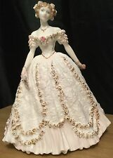 Royal Worcester Sweetest Valentine Limited Edition Figurine