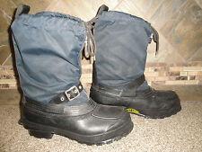 Vintage Womens TRAX Sz 8 Winter Snow Boots Steel Shank