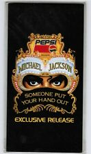 "Sealed! MICHAEL JACKSON Someone Put Your H PEPSI JAPAN PROMO-ONLY 3""  TDDD90052"