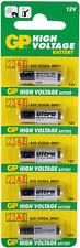 5 X PILAS GP (12V) LRV08 GP23 MN21 V23GA LR23A 23A L1028 BATTERY BATTERIEN NEU