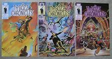 THE BOZZ CHRONICLES 1-3 (3) EPIC MARVEL COMICS LOT COPPER AGE 1985 VF to NM