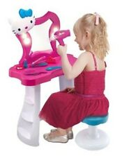 HELLO KITTY GIRLS LIGHT UP DRESSING TABLE ***BRAND NEW***