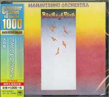 JOHN MCLAUGHLIN & MAHAVISHNU ORCHESTRA-BIRDS OF FIRE-JAPAN CD B63